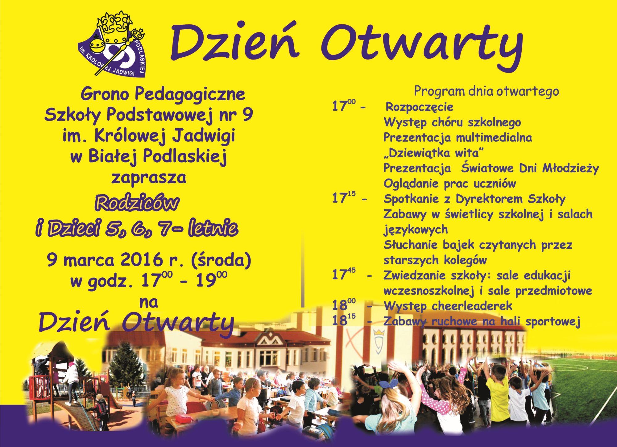Szkoła Podstawowa Nr 9 W Białej Podlaskiej